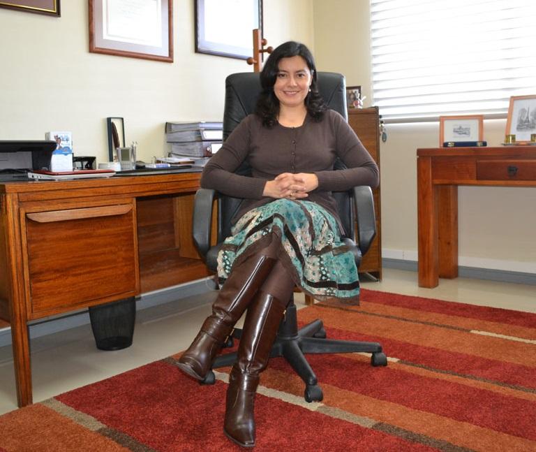 Dra. Carmen Gloria Betancur, Psiquiatra Universidad de Concepción