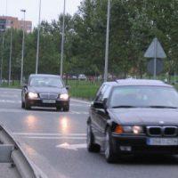 Uso de Luces Diurnas en Vehículos